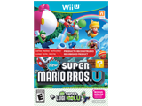 New Super Mario Bros U./New Super Luigi U - Refurbished (Wii U)