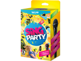 SiNG Party + Microphone Box Art