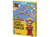 Super Mario Maker (Wii U) Box Art