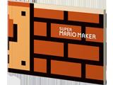 Super Mario Maker (Wii U) Idea Book