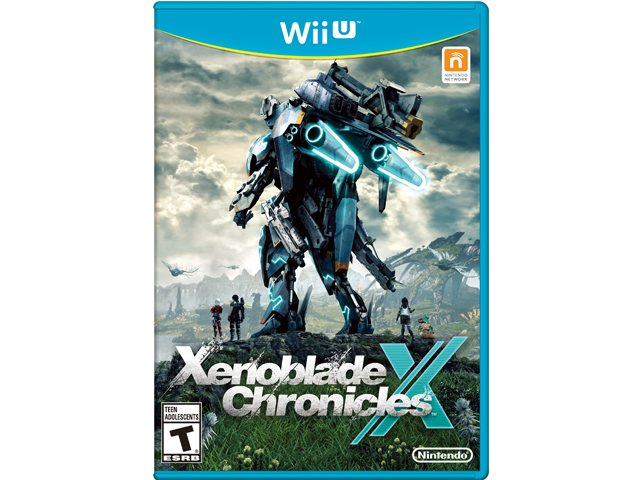 Xenoblade Chronicles X Box Art