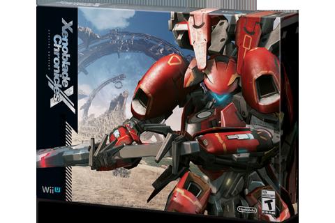 Xenoblade Chronicles X Special Edition Box Art