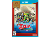 The Legend of Zelda: The Wind Waker HD - Nintendo Selects Box Art