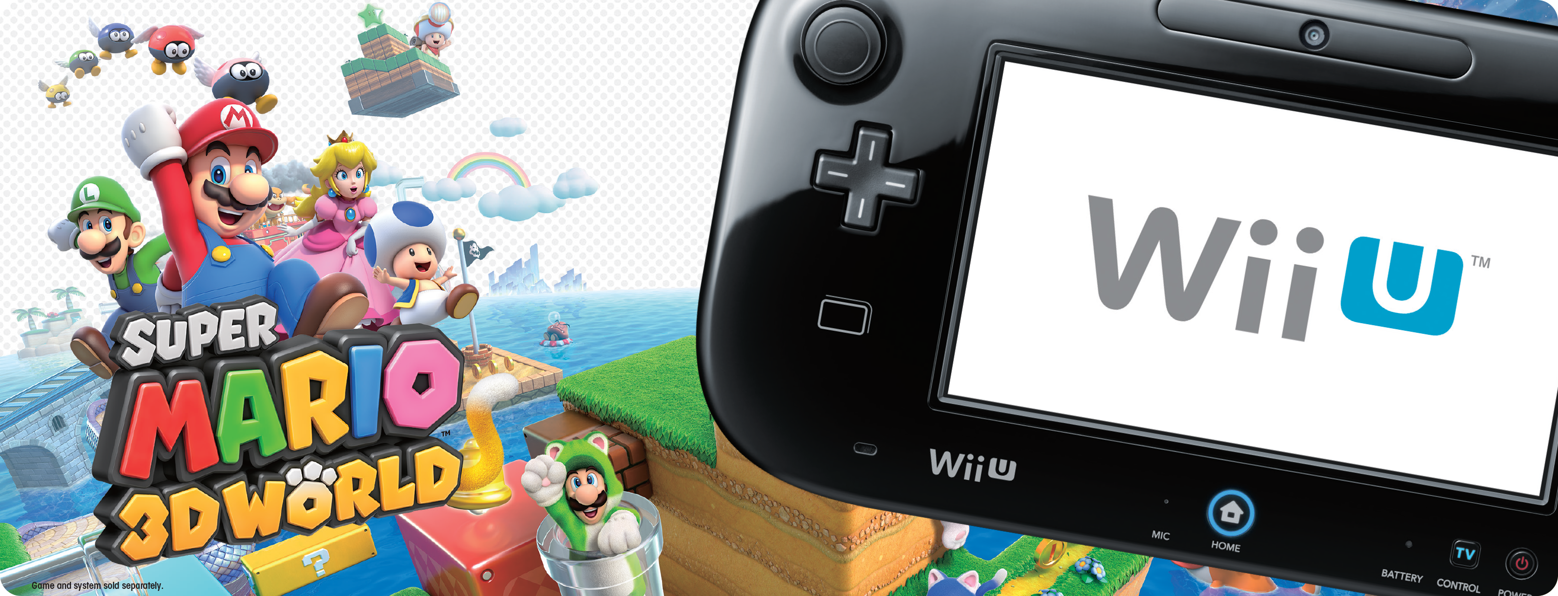 Hero Image-Wii U-Super Mario 3D World-US
