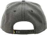 Bioworld - Snapback Cap - Zelda - Gray - Symbol - Back