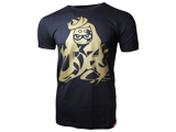 T-Shirt - Splatoon - Splatfest - Chaos - Black - Front