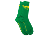 Bioworld - Socks - The Legend of Zelda Hyrule Crest - Green