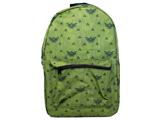 Bioworld - Zelda Crest Backpack - Green - Front