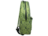 Bioworld - Zelda Crest Backpack - Green - Side