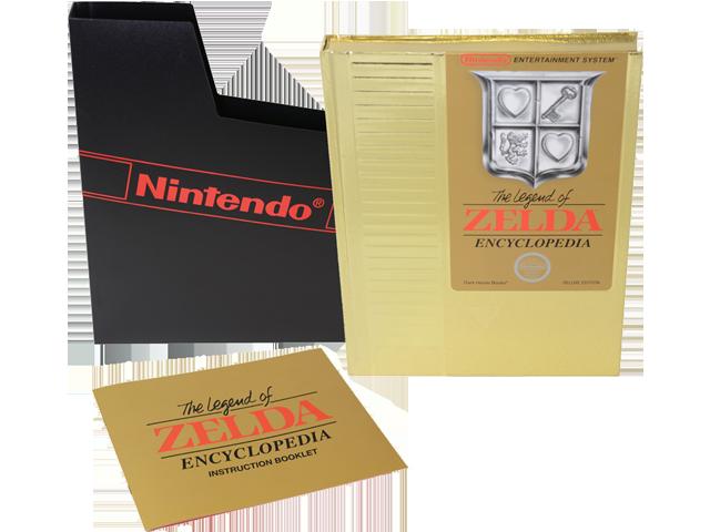 Dark Horse - Zelda - Encyclopedia - Deluxe - Items