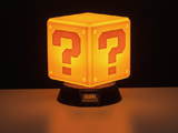 Paladone - Super Mario Question Mark Light - 3D - In Use