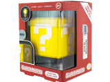 Paladone - Super Mario Question Mark Light - 3D - Package