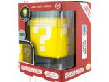 Paladone - Super Mario Question Mark Light - 3D - Package