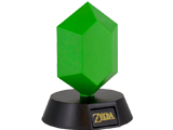 Paladone - The Legend of Zelda Green Rupee Light - 3D