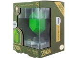 Paladone - The Legend of Zelda Green Rupee Light - 3D - Package