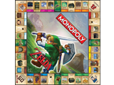 USAopoly - Monopoly - The Legend of Zelda - Board
