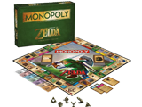 USAopoly - Monopoly - The Legend of Zelda - Items