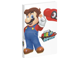 Super Mario Odyssey Player's Guide - Front - Cover