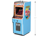Hallmark - Ornament - Donkey Kong - Arcade Cabinet - Front - Scale