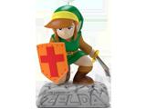Hallmark - Ornament - The Legend of Zelda - NES Link - Front