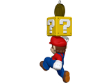 Hallmark - Ornament - Mario - Back