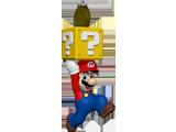Hallmark - Ornament - Mario - Front
