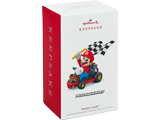 Hallmark - Ornament - Mario Kart - Mario - Package