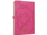 Journal - Super Mario - Peach - Back