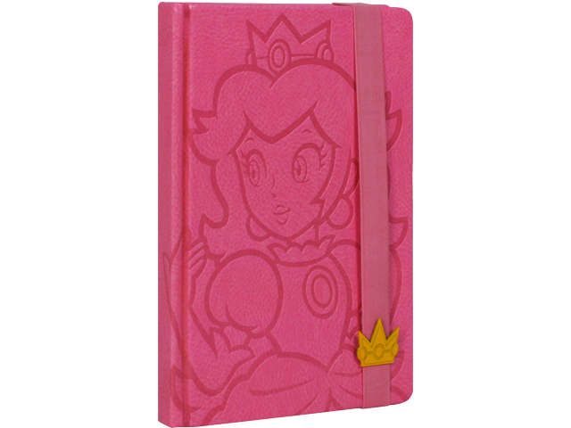 Journal - Super Mario - Peach - Front