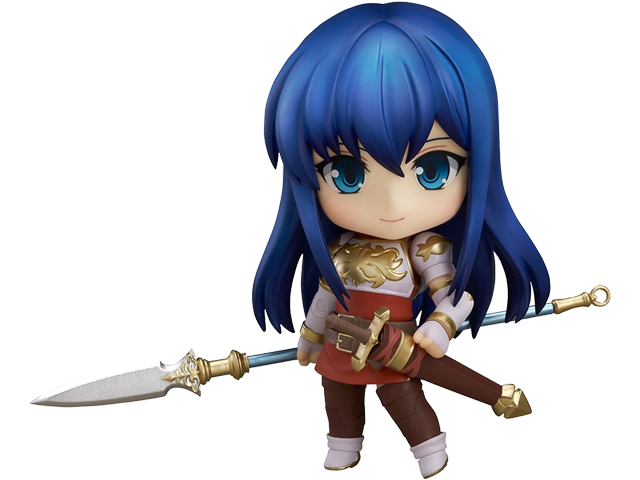 Goodsmile - Nendoroid - Sheeda - Spear
