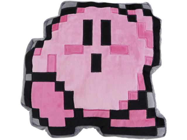 Little Buddy - Kirby - Cushion - Kirby - 8 bit