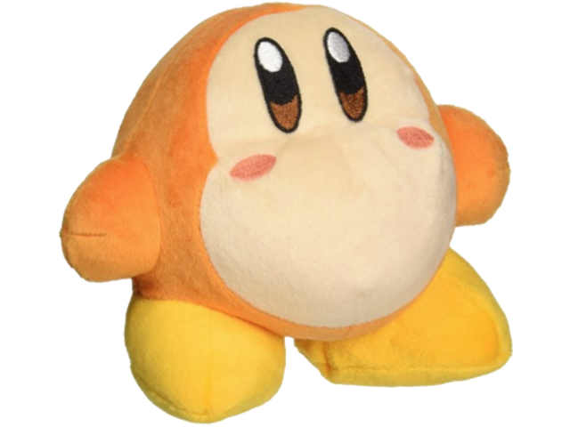 Little Buddy - Kirby - Plush - Waddle Dee - 6 inch