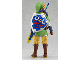 Goodsmile - Figure - The Legend of Zelda - Figma - Back
