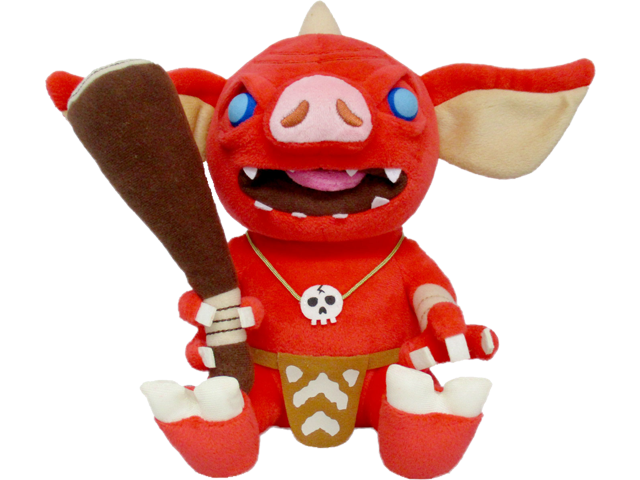 Little Buddy - LOZ - BOTW - Plush - Bokoblin -12 inch