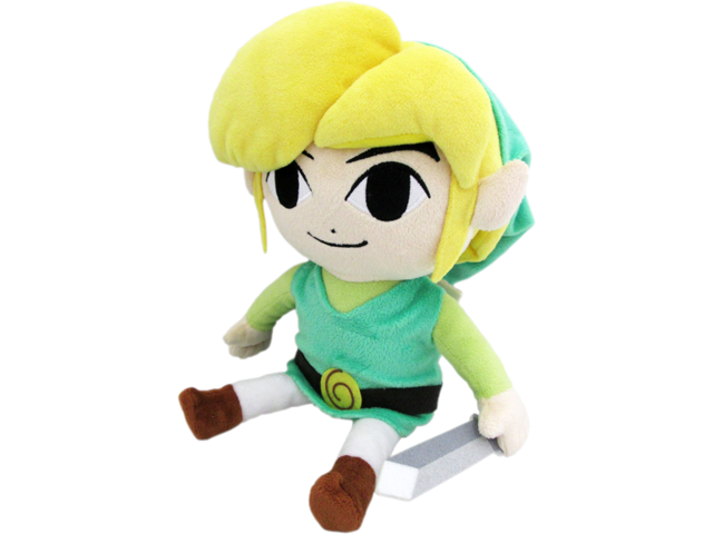 Little Buddy - LOZ - Plush - Link - 8 inch
