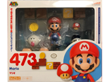 Goodsmile - Nendoroid - Mario - Package