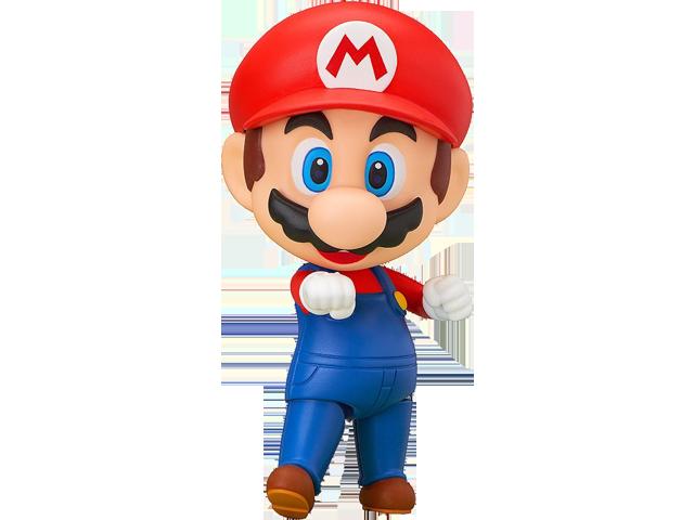 Goodsmile - Nendoroid - Mario - Punch