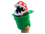 Hashtag Collectibles - Puppet - Giant Piranha Plant - Open
