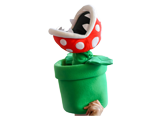 Hashtag Collectibles - Puppet - Giant Piranha Plant - Open - Up