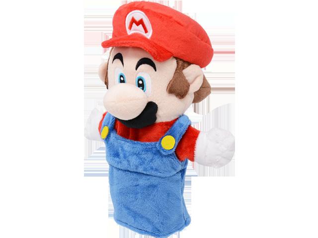 Hashtag Collectibles - Puppet - Mario - Three Quarters