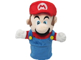 Hashtag Collectibles - Puppet - Mario - Front - 2