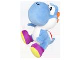 Little Buddy - Mario - Plush - Yoshi - Blue - 8 inch