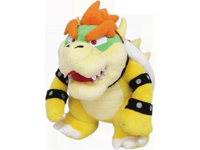 Little Buddy - Mario - Plush - Bowser - 10 inch