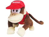 Little Buddy - Mario - Plush - Diddy Kong - 7 inch