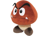 Little Buddy - Mario - Plush - Goomba - 6 inch