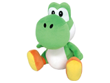 Little Buddy - Mario - Plush - Yoshi - Green - 11 inch