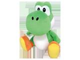 Little Buddy - Mario - Plush - Yoshi - Green - 11 inch