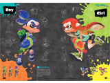 Dark Horse - Splatoon - Art Book - Page 1