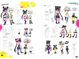 Dark Horse - Splatoon - Art Book - Page 3