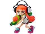 Goodsmile - Figure - Splatoon Girl - Figma - Front